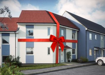 Thumbnail 3 bed semi-detached house for sale in The Elm Poets Corner, Manadon, Plymouth