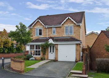 Thumbnail 4 bed detached house for sale in Burnthill Lane, Rugeley