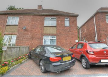 Thumbnail 3 bedroom semi-detached house for sale in Rushie Avenue, Pendower Estate, Newcastle Upon Tyne