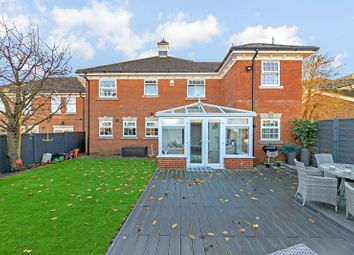 Thumbnail 4 bed detached house for sale in Hayton Close, Luton