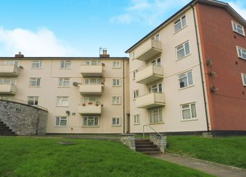Thumbnail 2 bed flat for sale in Alma Road, Pennycomequick, Plymouth