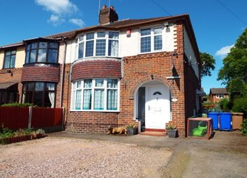 Thumbnail 4 bed semi-detached house to rent in Mayfield Place East, Trent Vale, Stoke-On-Trent