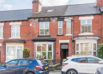 4 bed terraced house for sale in Marshall Road, Sheffield S8