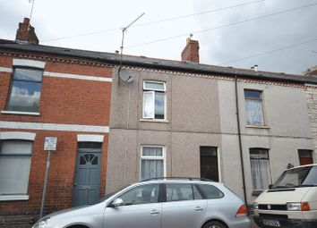 Thumbnail 3 bed terraced house to rent in Lily Street, Roath, Cardiff