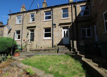 Thumbnail 1 bed terraced house for sale in Commercial Street, Slaithwaite, Huddersfield