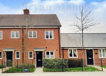 Thumbnail 2 bed terraced house to rent in Millars Close, Main Street, Grendon Underwood, Aylesbury