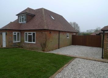 Thumbnail 4 bed detached bungalow to rent in Down End, Chieveley, Newbury