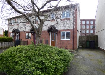 Thumbnail 2 bed end terrace house for sale in Beveridge Road, Carlisle