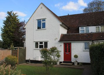 Thumbnail 4 bedroom semi-detached house for sale in West View, Letchworth, Herts