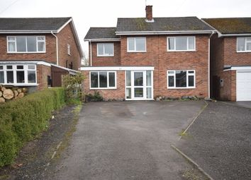Thumbnail 4 bed detached house to rent in Windmill Close, Ashby-De-La-Zouch