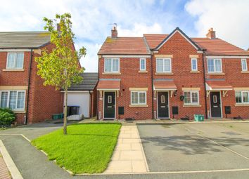 Thumbnail 2 bed end terrace house for sale in Pioneer Close, Fleetwood