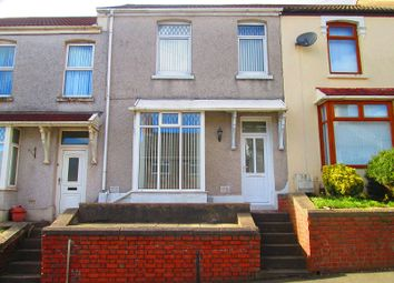 Thumbnail 2 bed terraced house for sale in Megan Street, Cwmdu, Swansea, City And County Of Swansea.
