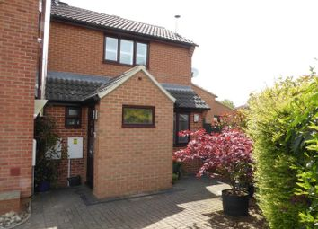 Thumbnail 1 bed end terrace house for sale in Derwent Road, Bicester