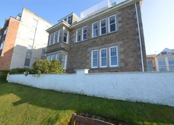 Thumbnail 2 bed flat for sale in Trenithon, Headland Road, St. Ives, Cornwall