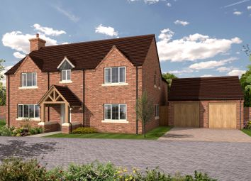 Thumbnail 4 bed detached house for sale in Witley Road, Martley, Worcester