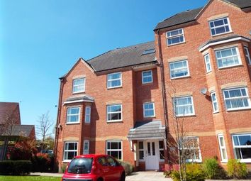 Thumbnail 2 bedroom flat for sale in Hertford Apartments, Templeton Drive, Warrington, Cheshire