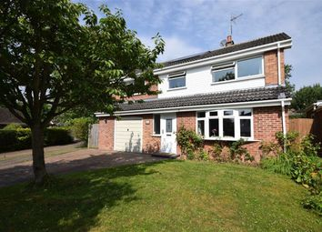 Thumbnail 4 bed detached house for sale in Glenfields, Southwell, Nottinghamshire