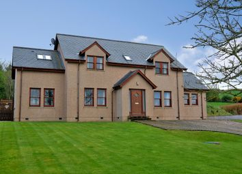 Thumbnail 4 bedroom detached house for sale in Forgue, Huntly