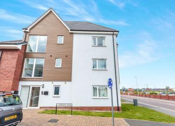 Thumbnail 2 bedroom flat for sale in Robinson Road, Blackpool, Lancashire, .