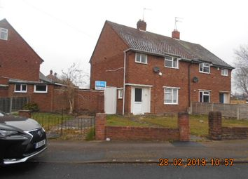 2 bed semi-detached house for sale in Lodge Road, Wednesbury WS10