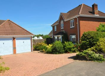 Thumbnail 4 bed detached house to rent in Emden Road, Andover