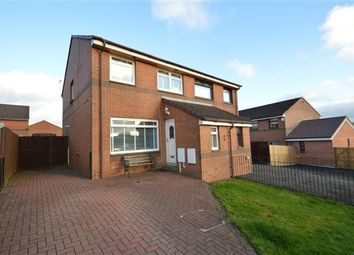 Thumbnail 3 bed semi-detached house for sale in Tillycairn Drive, Glasgow
