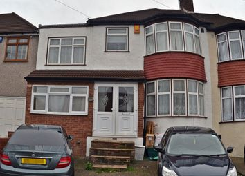Thumbnail 4 bed terraced house to rent in Caterham Avenue, Ilford