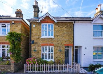 3 bed semi-detached house for sale in New Road, Weybridge, Surrey KT13