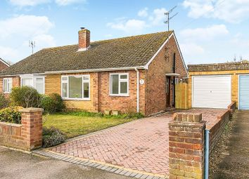 Thumbnail 2 bed semi-detached bungalow for sale in Milton Avenue, Andover