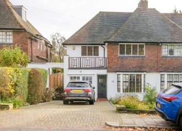 3 bed semi-detached house for sale in Cornwood Close, Hampstead Garden Suburb N2