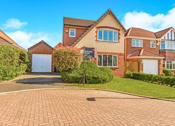 Thumbnail 3 bed detached house for sale in Lodge Wood Close, Chorley, Lancashire