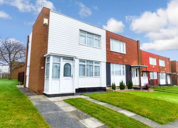 Thumbnail 2 bed semi-detached house for sale in Allensgreen, Cramlington