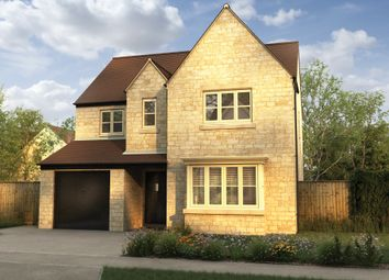 """Thumbnail 4 bed detached house for sale in """"The Earlswood"""" at Centenary Way, Witney"""