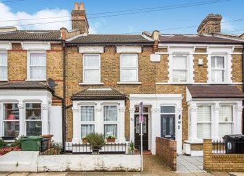 Thumbnail 2 bed terraced house for sale in Grove Road, London
