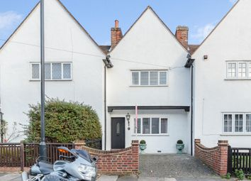 Thumbnail 3 bed terraced house for sale in Martin Bowes Road, London