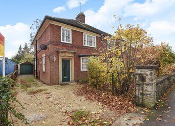 Thumbnail 3 bed semi-detached house to rent in Headington Road, Headington