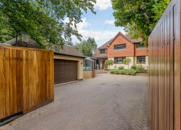 Thumbnail 6 bed detached house for sale in Lammas Lane, Esher