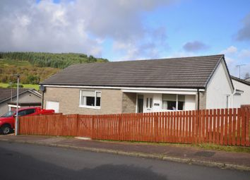 Thumbnail 3 bed bungalow for sale in Lochan Avenue, Dunoon, Argyll
