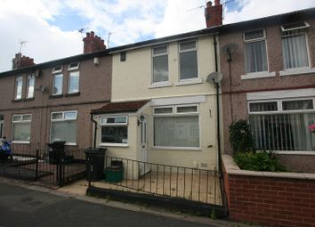 Thumbnail Terraced house to rent in Beechfield Road, Ellesmere Port, Cheshire.