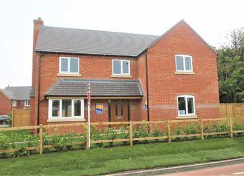 Thumbnail 4 bed detached house for sale in Shrewsbury Road, Pontesbury, Shrewsbury