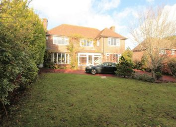 Thumbnail 4 bed detached house for sale in Little Common Road, Bexhill On Sea, East Sussex