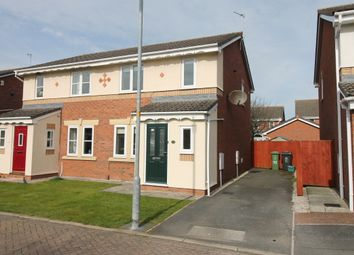 Thumbnail 3 bed semi-detached house for sale in Whimbrel Drive, Carlisle