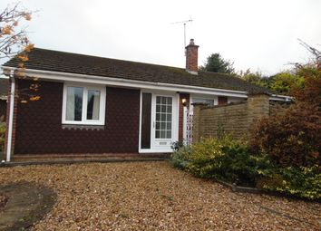 Thumbnail 2 bed detached bungalow to rent in St. Michaels Square, Bramcote, Nottingham