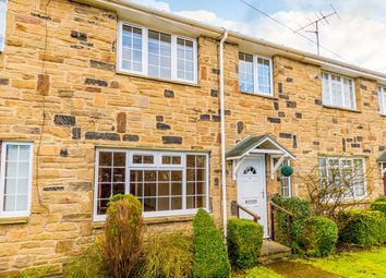 Thumbnail 3 bed terraced house for sale in Colne Road, Glusburn, Keighley