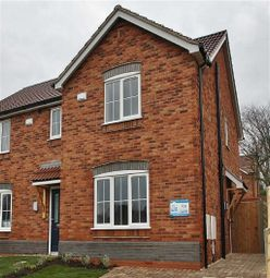 Thumbnail 2 bedroom property for sale in Plot 50 The Malvern, Scunthorpe