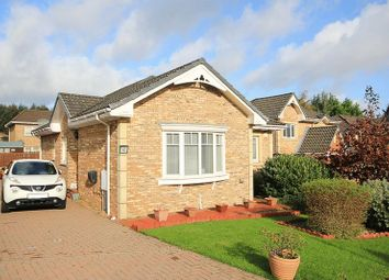 Thumbnail 4 bed detached bungalow for sale in Gallacher Green, Deer Park, Livingston