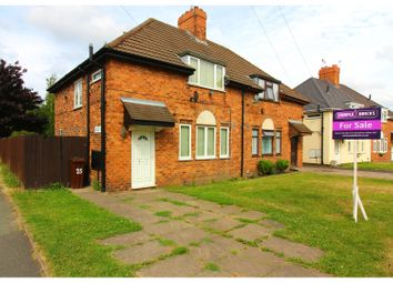 Thumbnail 3 bedroom semi-detached house for sale in Parkfield Crescent, Wolverhampton