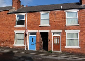 Thumbnail 2 bed terraced house to rent in Holme Road, Chesterfield