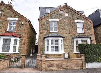 Thumbnail 4 Bed Semi Detached House For Sale In Clifton Place Clifton Road