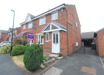 Thumbnail 3 bed semi-detached house for sale in Evergreen Close, Chorley